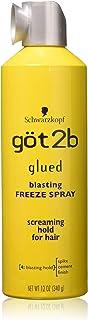 got2b Glued Blasting Freeze Spray 12 oz (Pack of 3)