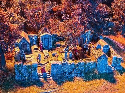 Noch Größel-Friedhof, (ohne Figuren)