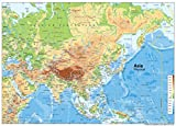 Comprar Mapa Asia vinilo