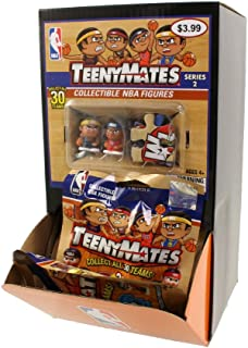 NBA TeenyMates Series 2 Dribblers Mystery Box [32 Packs]