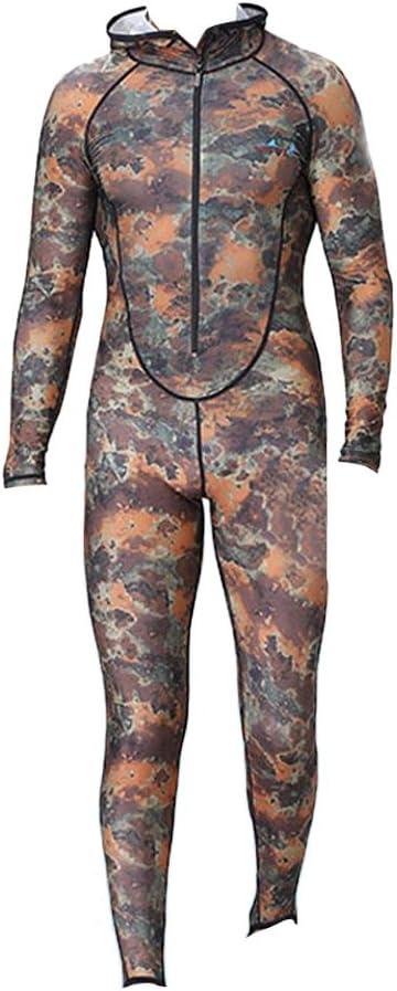 LEIPUPA Nylon Camouflage Rashguard Full Surfing Diving Max 69% OFF Swim Cash special price Body