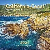 California Coast Calendar 2021