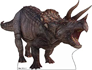 Advanced Graphics Triceratops Life Size Cardboard Cutout Standup - Natural History Museum