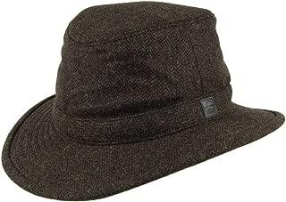 Tilley TTW2 Tec-Wool Hat - Olive Herringbone - 7