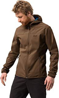 JACVP Northern Point Men's Robust Windproof Soft Shell PFC Free