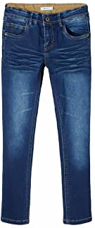 NAME IT jongens Jeans NKMROBIN DNMTOBOS 3455 SWE PANT NOOS