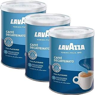 Pasador Lavazza café, café descafeinado, café