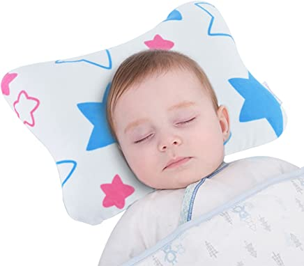 featured product Baby Pillow Prevents Flat Head for Newborns by Baby Wishes