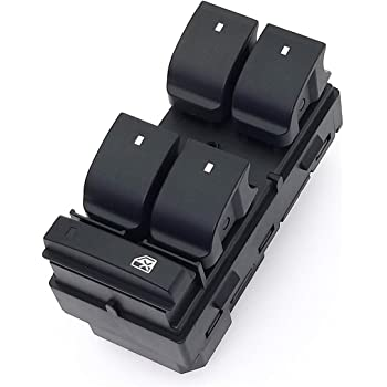 Amazon Com Driver Side Master Power Window Switch For Chevy Silverado Gmc Sierra Traverse Hhr Yukon Buick Replaces 25789692 20945129 25951963 Automotive
