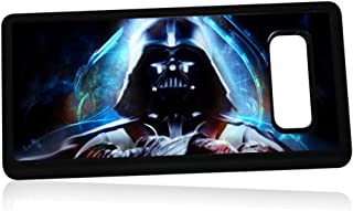 (for Samsung Galaxy S10) Durable Protective Soft Back Case Phone Cover - A11435 Starwars Darth Vader 11435