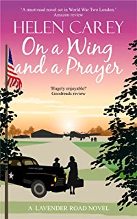 On a Wing and a Prayer (Lavender Road Book 3)