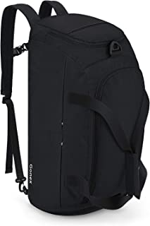 travel bag with compartments