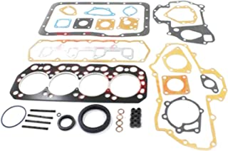 K4N 305CR Full Engine Gasket Kit for Mitsubishi K4N 305CR Mini-Excavator Aftermarket Spare Parts