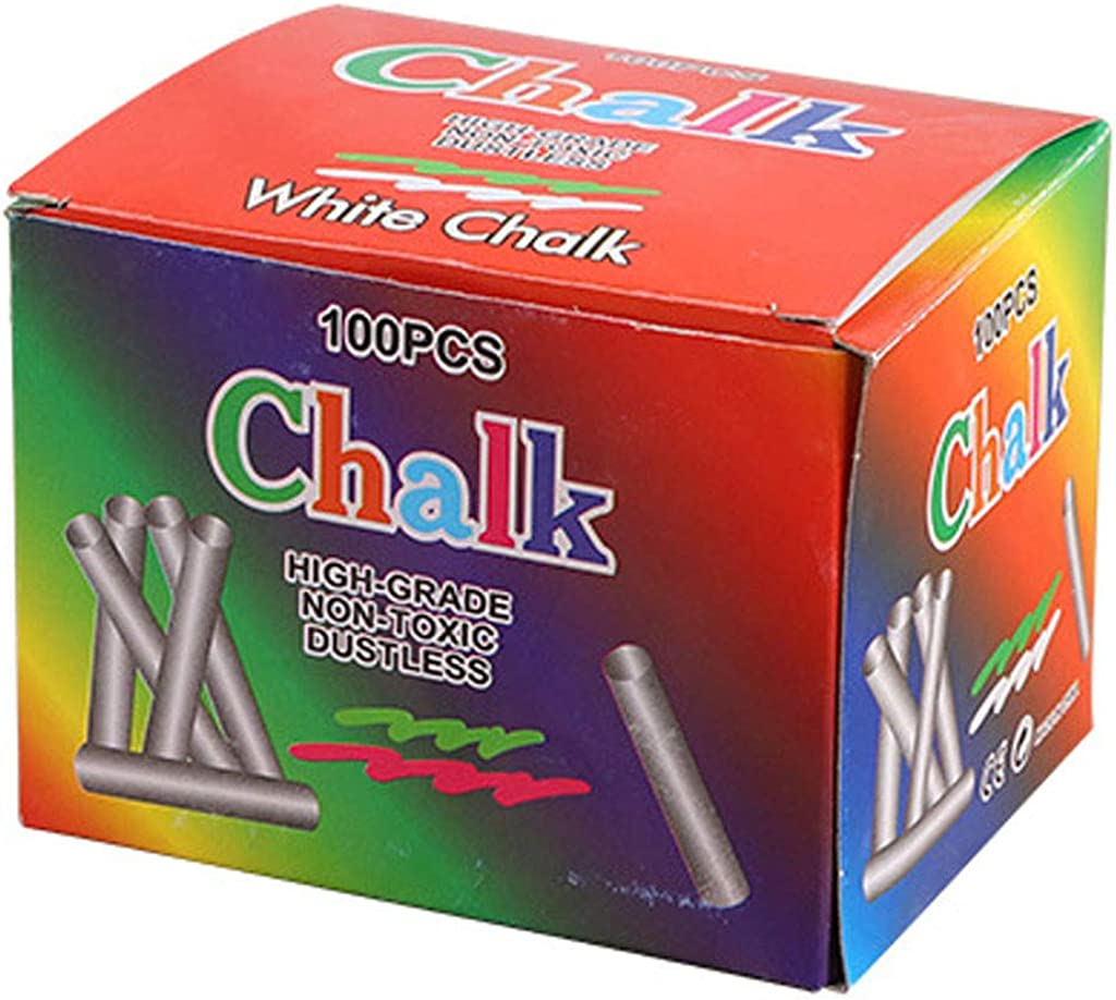 Amober Driveway Max 79% OFF Chalk for Tod Kids 100PC Sidewalk Sales of SALE items from new works