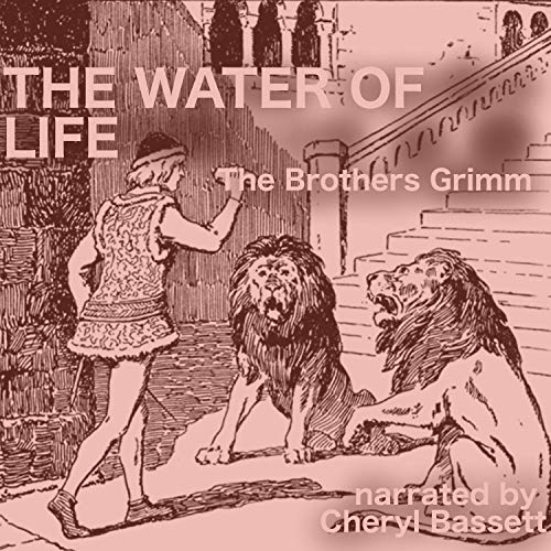 The Water of Life audiobook cover art