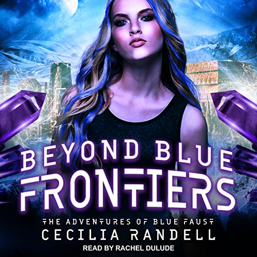 Couverture de Beyond Blue Frontiers