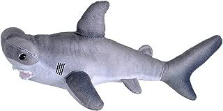 Wild Republic Hammerhead Shark Plush, Stuffed Animal, Plush Toy, Gifts for Kids, Living Ocean, 12