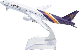 TANG DYNASTY 1/400 16cm タイ国際航空 Thai Airways ボーイング B777 高品質合金飛行機プレーン模型 おもちゃ
