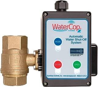WaterCop Z-Wave Smart Water Shut-Off Valve 1-1/4