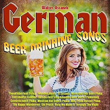 German Beer Drinking  Songs