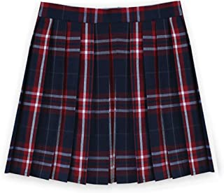 private school plaid skirt