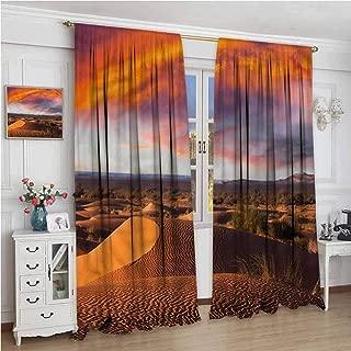 Best sahara rod pocket 84 inch curtain panel Reviews