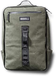 nobull waxed canvas backpack
