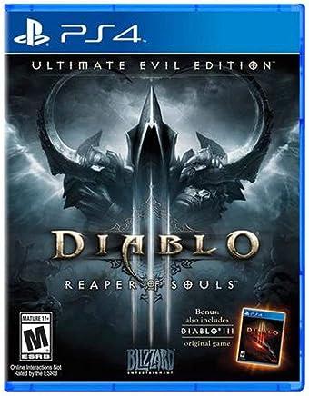 Jogo Diablo III: Reaper of Souls (Ultimate Evil Edition) - PS4