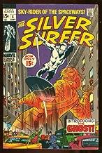 Silver Surfer #8 Marvel Comics Original 1968 VF