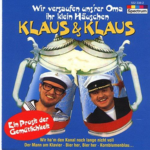 Ein Prosit Der Gemütlichkeit (Medley) Schnaps Ist Gut Für Choler,Bier Her