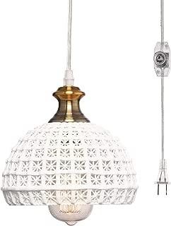 Best vintage swag lamp Reviews