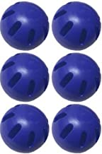 product image for Wiffle Balls Pack of 6 Exclusive Blue Wiffle Ball Color!
