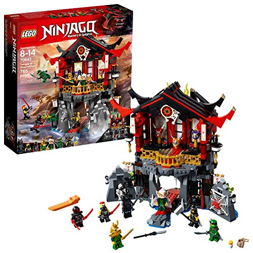 Top 10 ninjago temple for 2021