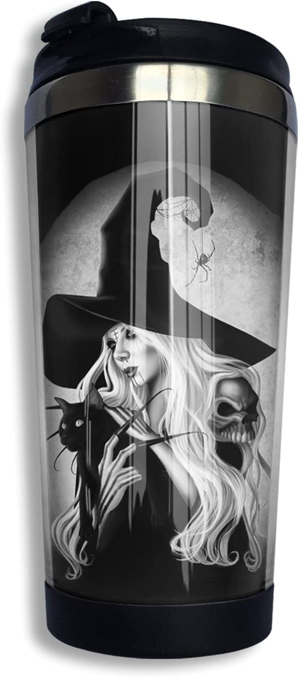 In This Moment Maria Brink Witch Tumblers Insulated Popular OFFicial store Coffee Whore