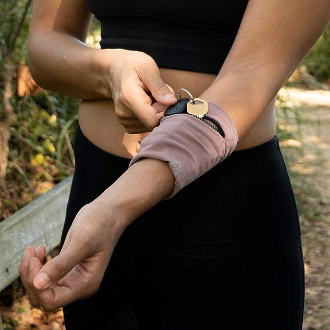 Locker Store Running Wrist Wallet