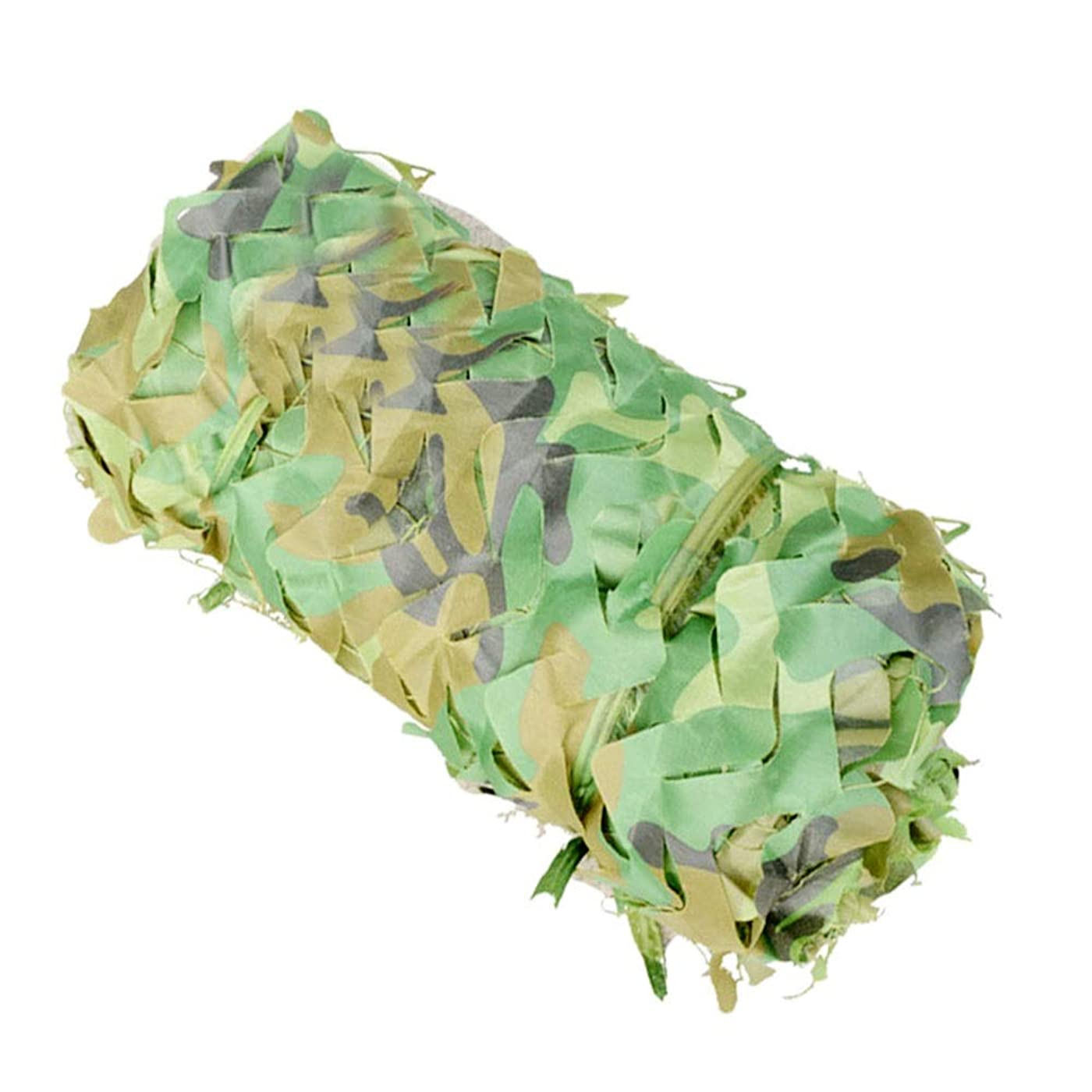 ホームようこそスカリーXSDAA シェードセイル 日よけネット 迷彩ネット 寝室 迷彩ネット オックスフォード生地 サンシェード テント キャンプ 射撃,6サイズ (Color : Green, Size : 4 x6m)