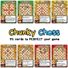 Chunky Chess - 72 Cards to Learn Chess Skills and ... #2