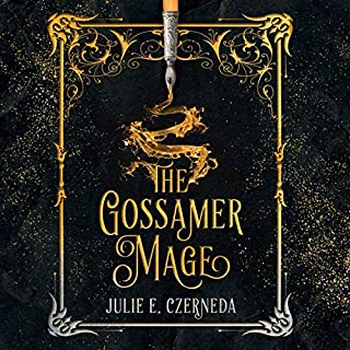 The Gossamer Mage audiobook cover art