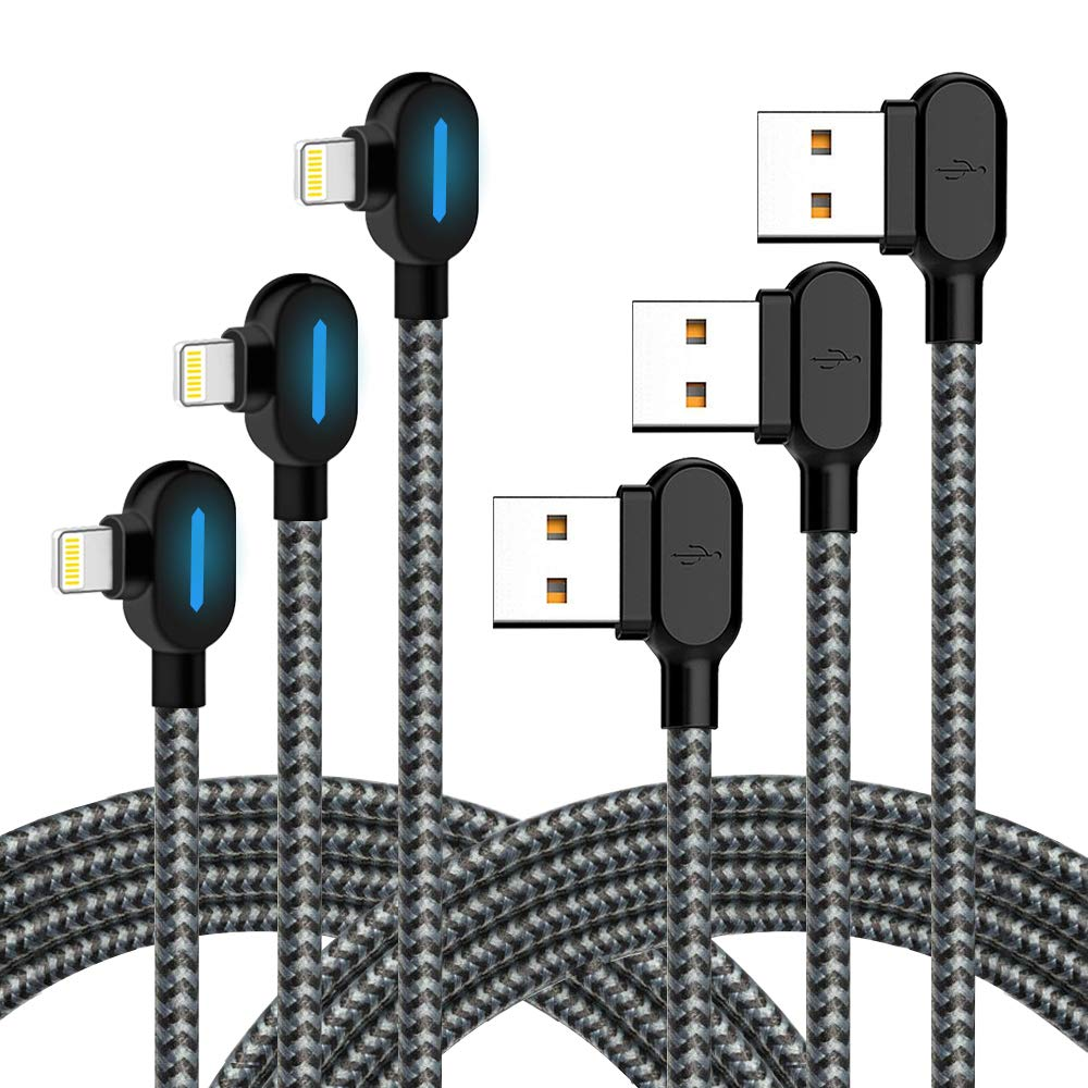 Smart iPhone Charger Braided Compatible