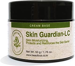 Korean DIY customized cosmetic, Skin guardian-LC, BEAUTINUS, Fragrance-Free Rich Daily Moisturizing face Cream Base for sk...