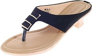 Khadims Womens Fabric/Textile Heels