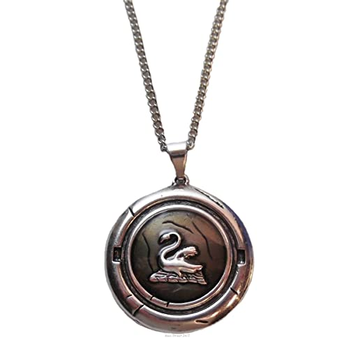 ONCE UPON A TIME EMMA SWAN TALISMAN Dagger NECKLACE WITH LEATHER CORD