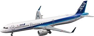 ハセガワ 1/200 ANA エアバス A321neo プラモデル 10826