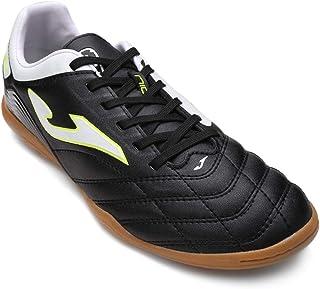 1b871f051b Moda - Preto - Chuteiras de Futsal   Esportivos na Amazon.com.br