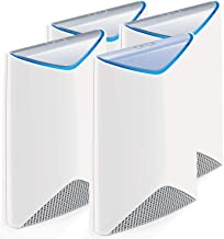 NETGEAR Orbi Pro AC3000 Business Mesh WiFi System, 4-Pack, Wireless Access Point (SRK60B04)
