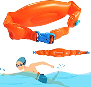 Swimming Belt for Kids and Adults, Portable Inflatable...