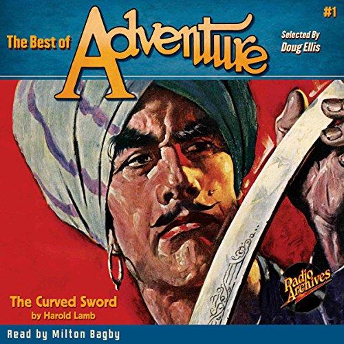 The Best of Adventure #1 audiobook cover art