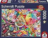 Schmidt Spiele Candylicious 58961 - Puzzle de 1000 Piezas