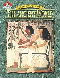 The Ancient World, Grades 7-12 (History of civilization)