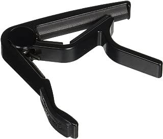 Dunlop 84FB Acoustic Trigger Capo, Flat, Black